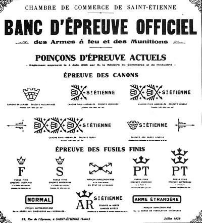 Forez info une petite histoire ancienne de la cci de saint etienne montbrison - La manufacture saint etienne ...